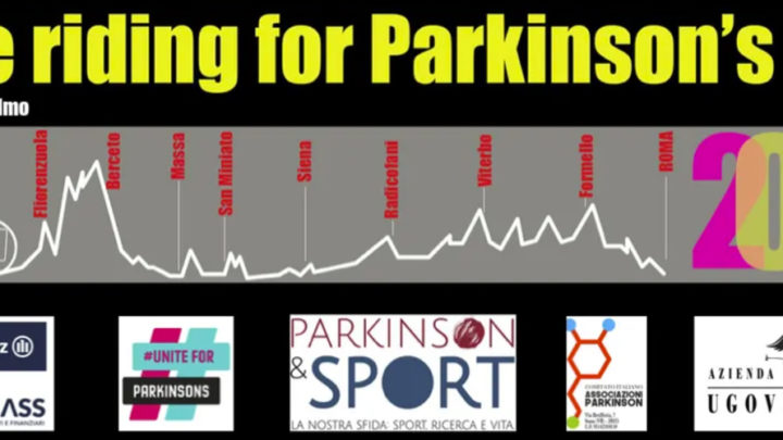 Bike riding for Parkinson Italy 2020