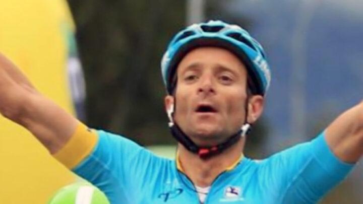 Michele Scarponi Alessandro Petacchi BikeTv