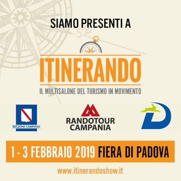 Calendario Promozione Campania.Le Randonnee Del Rando Tour Campania In Vetrina Alla Fiera
